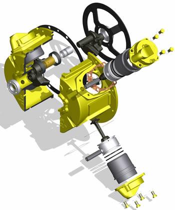 air-motor